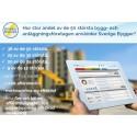 Majoriteten av de största bygg- och anläggningsföretagen har en sak gemensamt...