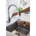 Risk för missfärgat vatten efter släckningsarbete