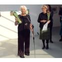 Lilian Olsson, Ekerö och Gunilla Sundin Blomgren, Stockholm, har i dag tilldelats Väsby Konsthalls Akvarellstipendium 2019