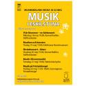 Musikskolans vecka 18-22 maj - kom och lyssna!