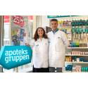 Apoteksgruppen öppnar nytt apotek på Runby torg