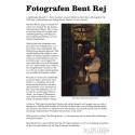 Faktablad fotografen Bent Rej