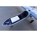 Hi-res image - Cobham SATCOM - Cobham SATCOM's AVIATOR UAV 200 is the world's smallest and lightest Inmarsat UAV satcom solution, pictured installed in AnsuR-Nexus