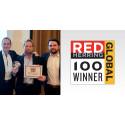 Wittra AB vinner Red Herring Global Top 100!