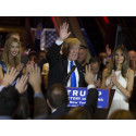 Expert reaction: how Trump's big night unfolded across the US