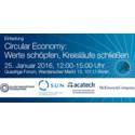 """Neue Studie: Deutschland kann erheblich vom Prinzip der """"Circular Economy"""" profitieren"""