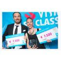 Visma Nordic Trophy -voittajat palkittiin 8. kauden loppukilpailun jälkeen