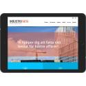 Industrifakta lanserar ny hemsida och uppdaterar sin grafiska profil i samband med Almedalsveckan!