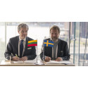 ​Sweden and Lithuania sign life sciences agreement at NLSDays
