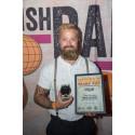Tobias Lindroth, Best Tight Beard 2018
