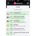 TVdags.se utmanar TV.nu med ny app för iPhone