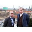 Samarbete mellan ingenjör och forskare viktig del av Preems utveckling