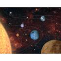 Nytt rymdteleskop jagar planeter