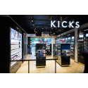 KICKS fortsätter sin expansion med Flagship
