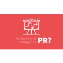 Hvordan måler jeg effekten af min PR?