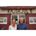 Göteborgs trevligaste upplevelserestaurang Kajskjul 8 firar 20-årsjubileum i höst!