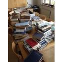 Akademiledamot skänker polarbibliotek.