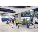 ASICS åbner dets ultramoderne Flagship Store i Amsterdam