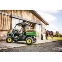 John Deere udvider serien af Gator™ transportere med en model i mellemstørrelsen