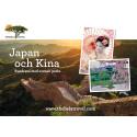Upplev Japan i körsbärsblom, kinesiska muren och terrakottaarmén
