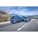 DAF XF och CF utsedd till årets lastbil i Europa