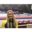 Lina Sjöberg vidare till VM-finalen i DMT