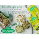 NYHET! Dyrk dine egne spirer med BioSnacky fra A.Vogel