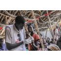 En humanitär julkalender: Mer än halv miljon drabbade av översvämningar i Sydsudan