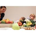 Så kan vi få barnen att äta mer frukt & grönsaker