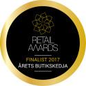 Retail Awards 2017: Akademibokhandeln finalist i kategorin Årets butikskedja
