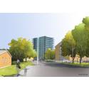 Nytt hus på Havstena (Grubbagården)
