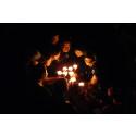 Varannan svensk släckte ljuset under Earth Hour