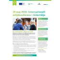 19 maj: Internationell miljökonferens med fokus på kvalitet och hälsa. Arrangeras av projekt MatLust och BERAS International.