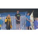 Tre JSM och sex SM-medaljer till Linköpings ASS