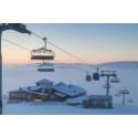 SkiStar öppnar fjällvärldens första soldrivna liftar i samarbete med Fortum