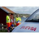Göteborgs vägar sköts av Svevia