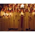 Luciakonsert i Uppsala Domkyrka