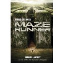 Omslag Maze runner. I dödens labyrint av James Dashner