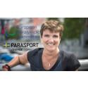 Åsa Llinares Norlin invald i Europeiska Paralympiska Kommittén
