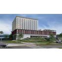 Skanska bygger Dolce Hotel and Conference Center i Madisonville, USA, för cirka 430 miljoner kronor