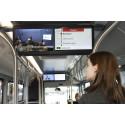 MultiQ: Större avrop gällande infotainment till kollektivtrafiken