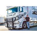 Ny Strands-ambassadör – Glenn Kronberg Transport AB