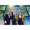 LeaseGreens grundare Tomi Mäkipelto och Juho Rönni vinnare av Young Growth Entrepreneurs Of The Year 2017 i Finland