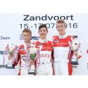 Dansk racertalent styrer mod Top3 i Audi Sport TT Cup