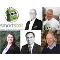 Smartster förstärker styrelsen och tar in mer kapital