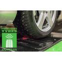 SnapSkan - Nokian Tyres nya enkla skanningstjänst för bildäck ökar trafiksäkerheten