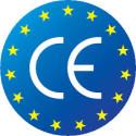 CE-märkning eller böter upp till 20.000 kronor - CE innefattar alla energikrav i ett certificat