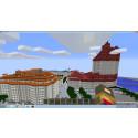 Bygg din drömstad i Minecraft