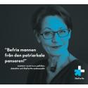 Gudrun Schyman och Ida Östensson ambassadörer för #SheForHe – Ny kampanj för att befria mannen
