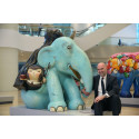 Barclays to present Elephant Parade Hong Kong gala auction